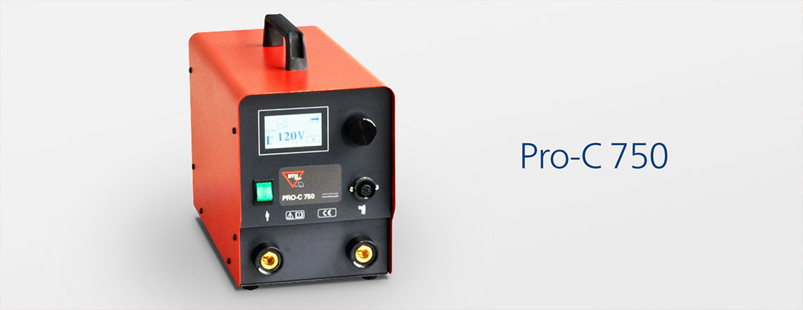 Bolzenschweißgerät Pro-C 750