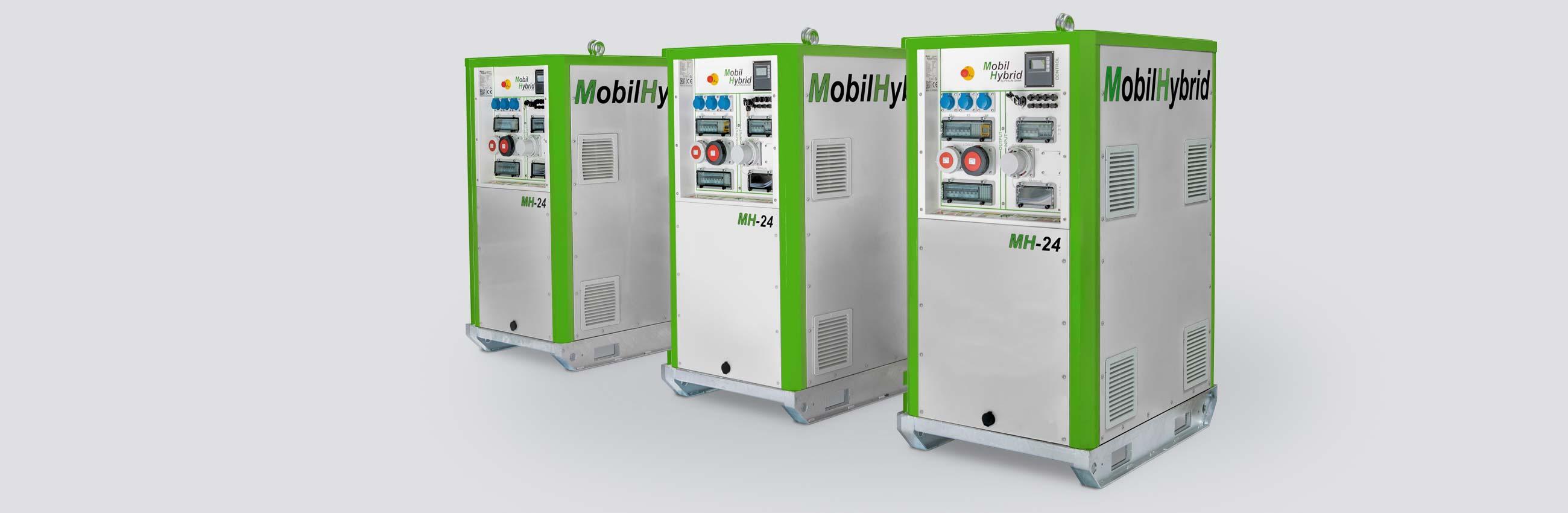 PV4Life mobiler Stromspeicher