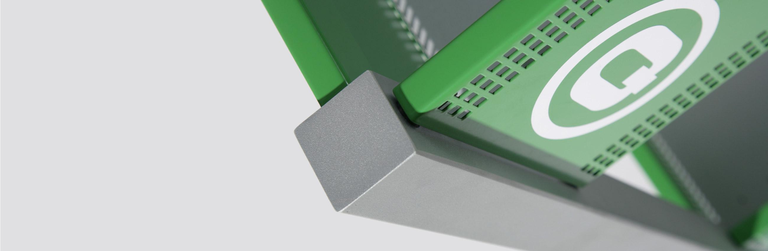 Quickschuh Displayständer