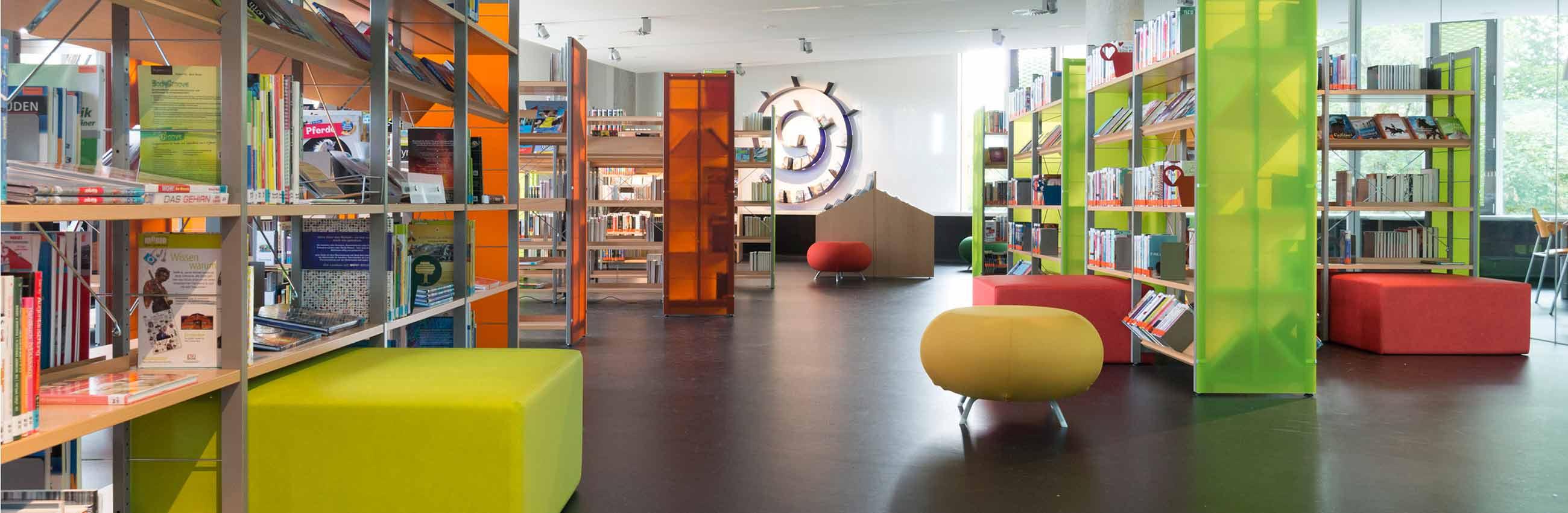 EKZ Bibliothekenausstattung